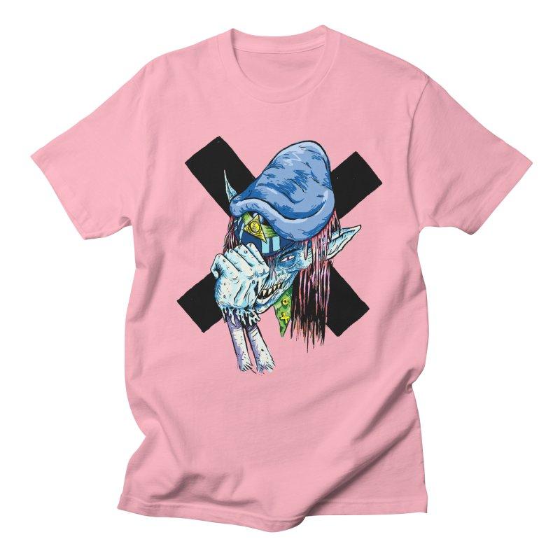 Tip Of The Hat Men's T-Shirt by daveyk's Artist Shop