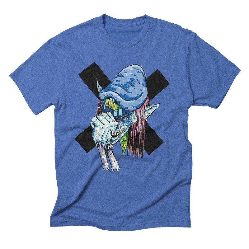 Tip Of The Hat Men's Triblend T-Shirt by daveyk's Artist Shop