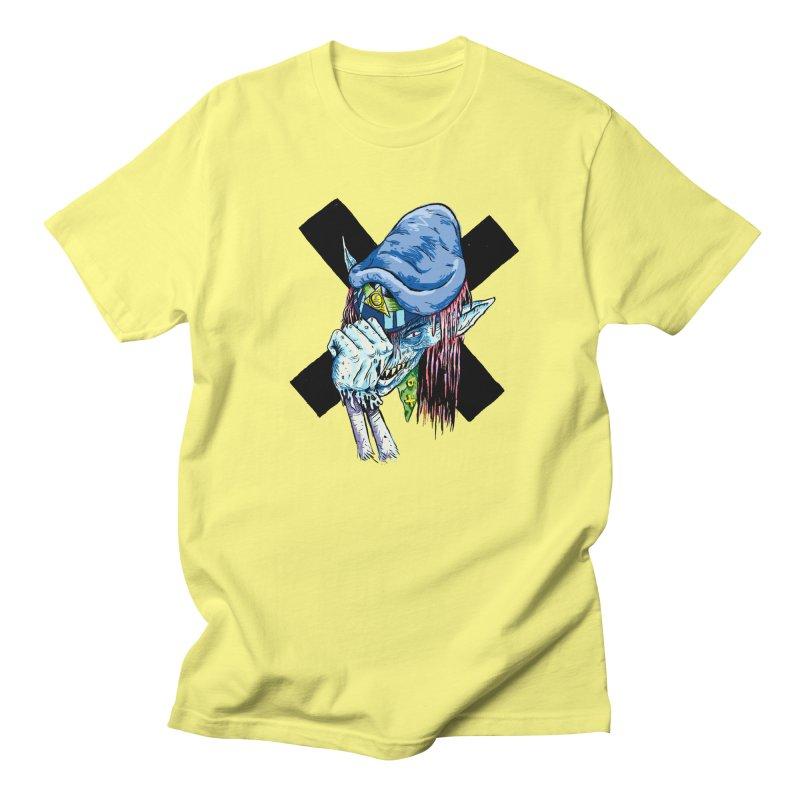 Tip Of The Hat Men's Regular T-Shirt by daveyk's Artist Shop