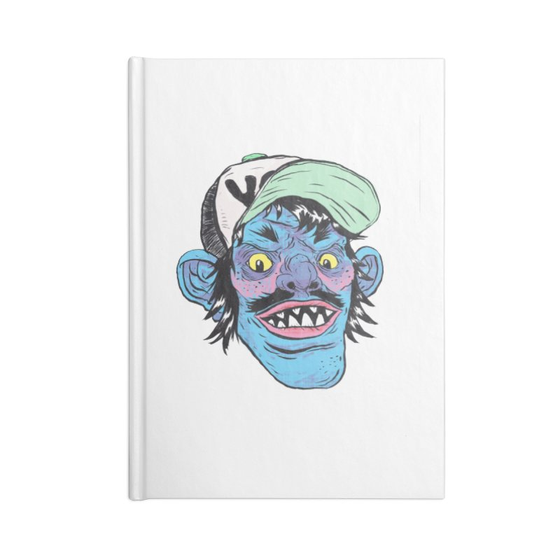 You look good enough to eat. Accessories Blank Journal Notebook by Davey Krofta