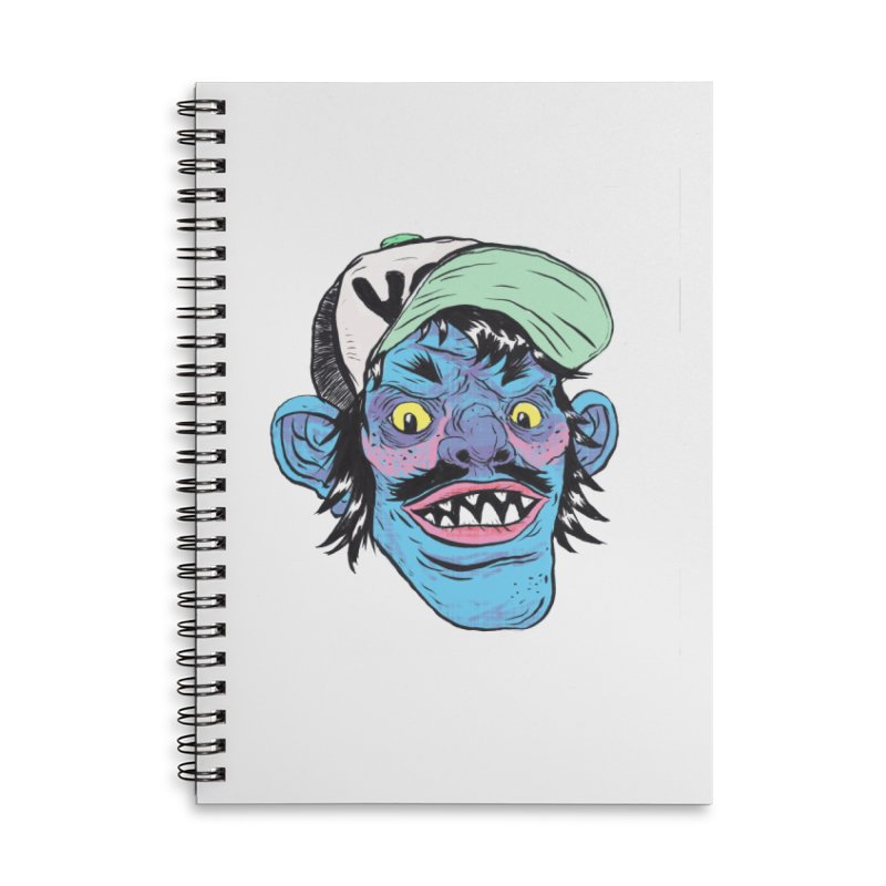 You look good enough to eat. Accessories Lined Spiral Notebook by Davey Krofta