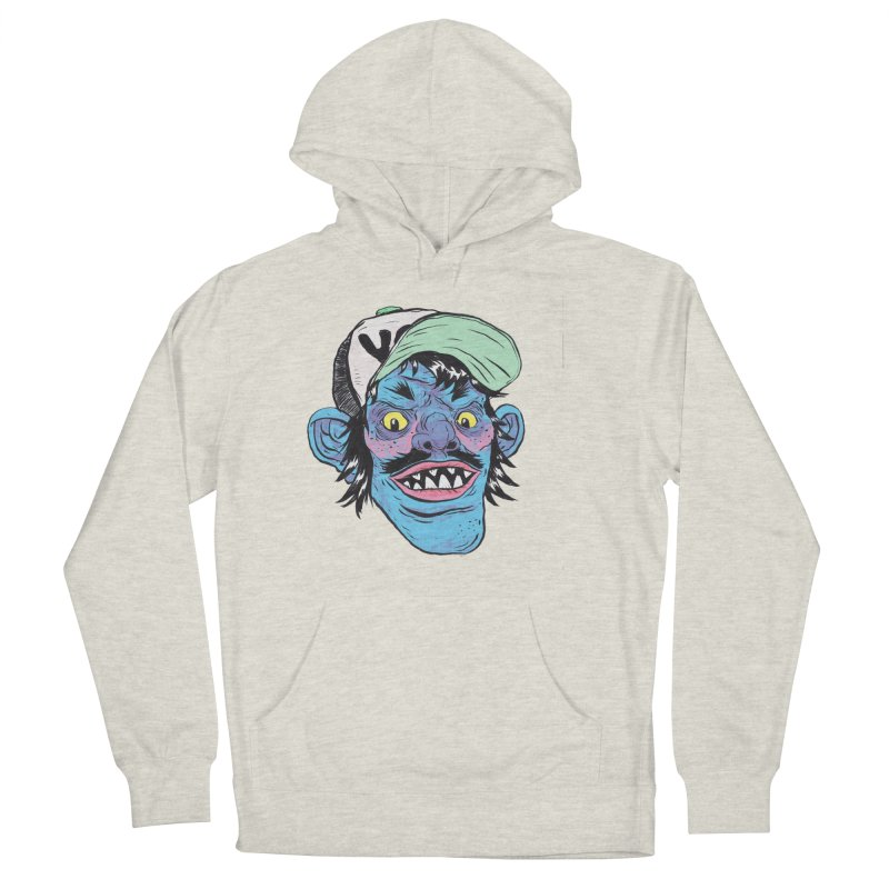 You look good enough to eat. Women's French Terry Pullover Hoody by daveyk's Artist Shop