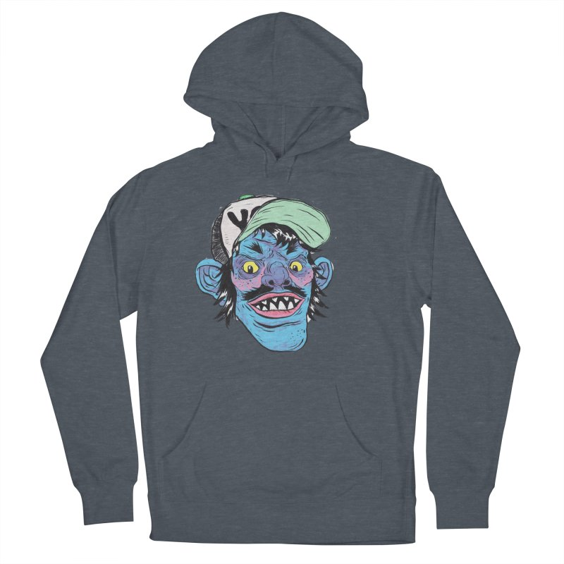 You look good enough to eat. Men's French Terry Pullover Hoody by daveyk's Artist Shop