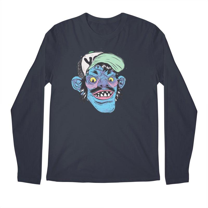 You look good enough to eat. Men's Regular Longsleeve T-Shirt by Davey Krofta