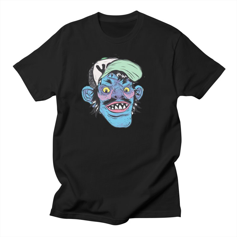 You look good enough to eat. Men's Regular T-Shirt by daveyk's Artist Shop