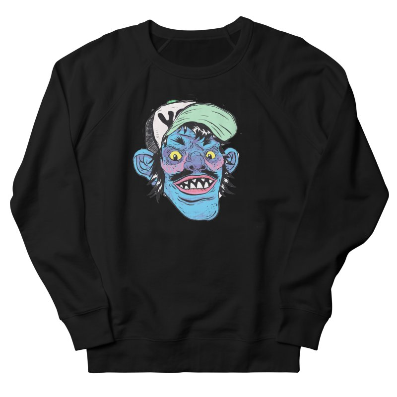 You look good enough to eat. Women's French Terry Sweatshirt by daveyk's Artist Shop