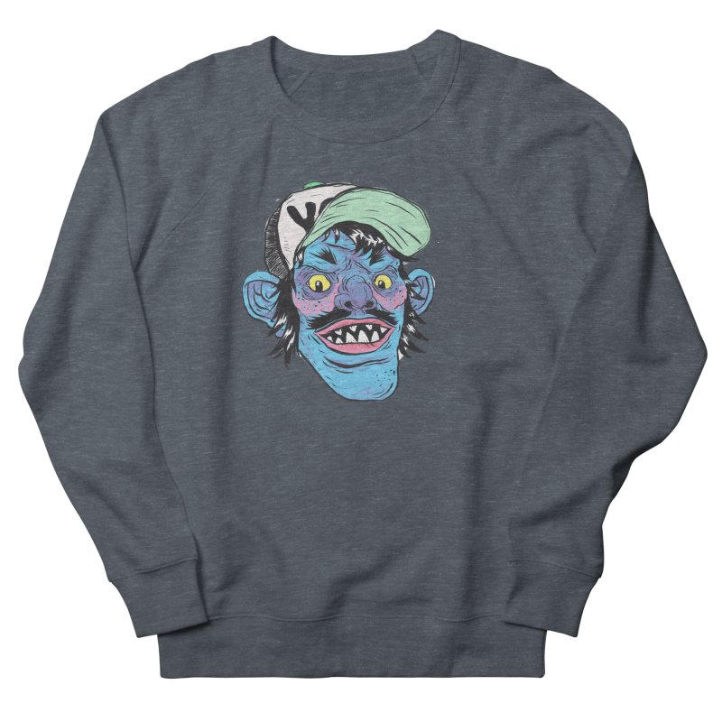 You look good enough to eat. Men's Sweatshirt by daveyk's Artist Shop