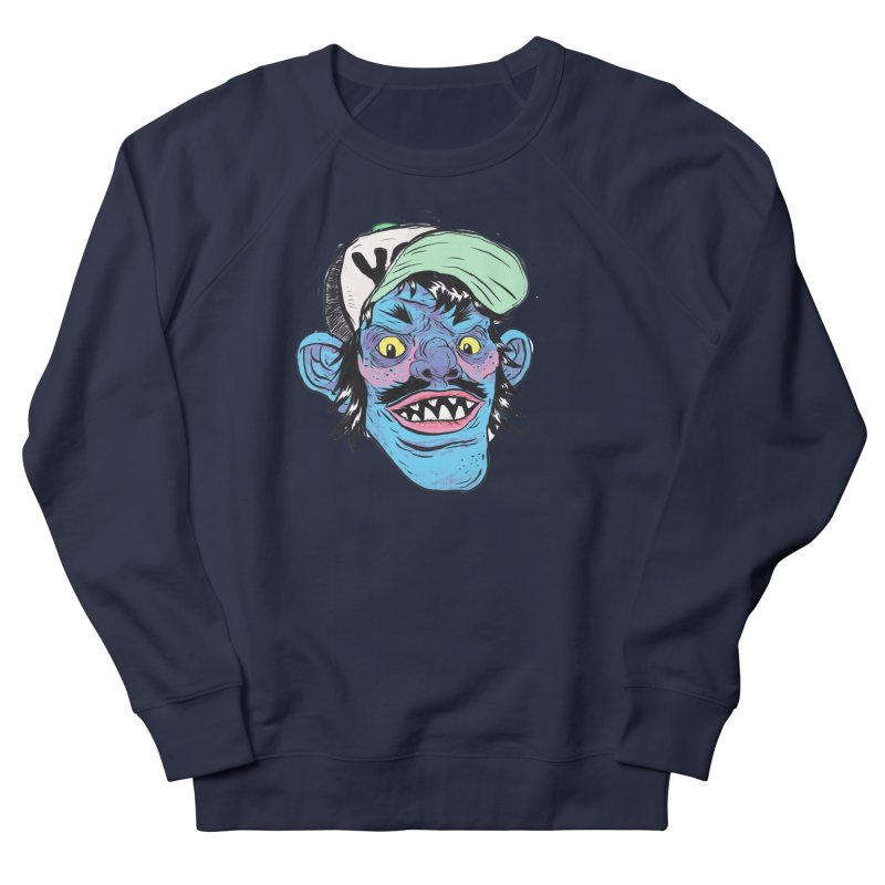 You look good enough to eat. Men's French Terry Sweatshirt by daveyk's Artist Shop