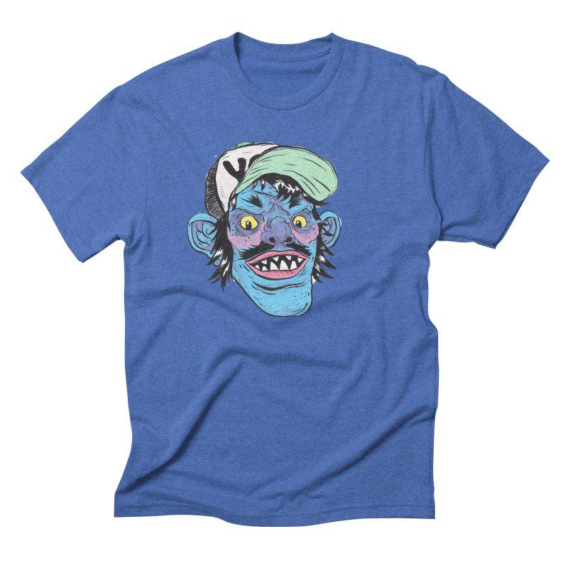 You look good enough to eat. Men's Triblend T-Shirt by daveyk's Artist Shop