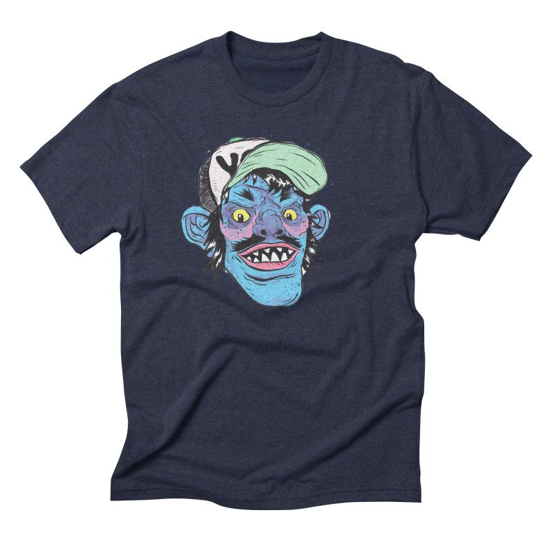 You look good enough to eat. Men's Triblend T-Shirt by daveyk's Artist Shop