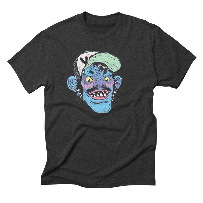 You look good enough to eat. Men's Triblend T-Shirt by Davey Krofta