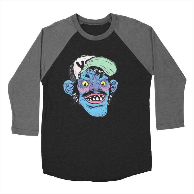You look good enough to eat. Women's Baseball Triblend T-Shirt by daveyk's Artist Shop