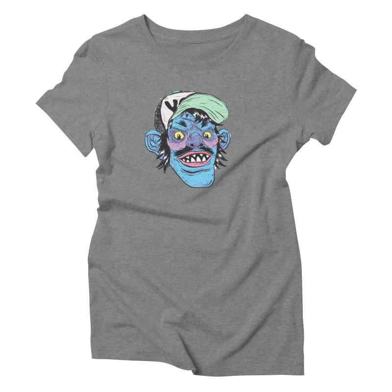 You look good enough to eat. Women's Triblend T-Shirt by daveyk's Artist Shop