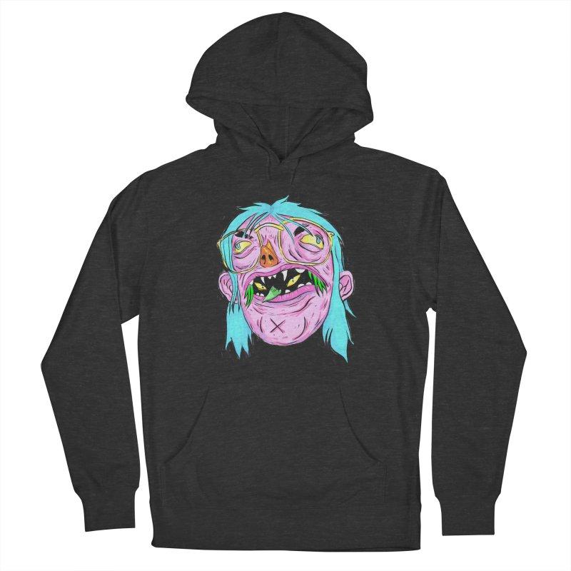 Peepin and Creepin Men's Pullover Hoody by daveyk's Artist Shop