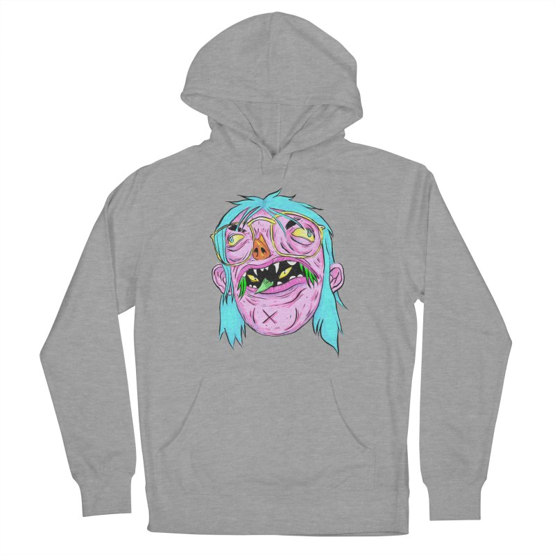 Peepin and Creepin Men's Pullover Hoody by daveyk's Artist Shop