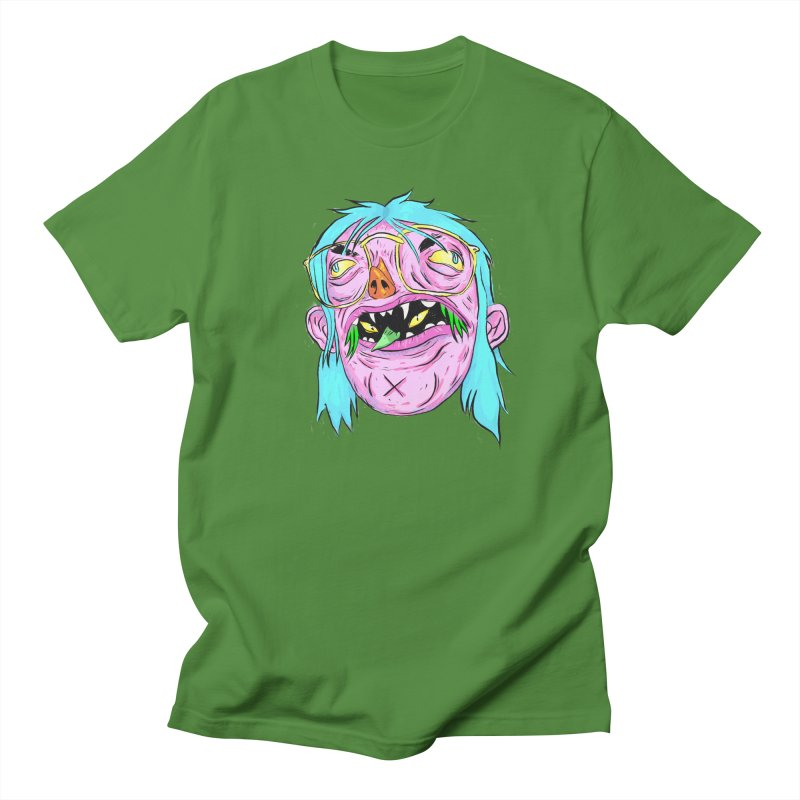 Peepin and Creepin Women's Regular Unisex T-Shirt by daveyk's Artist Shop