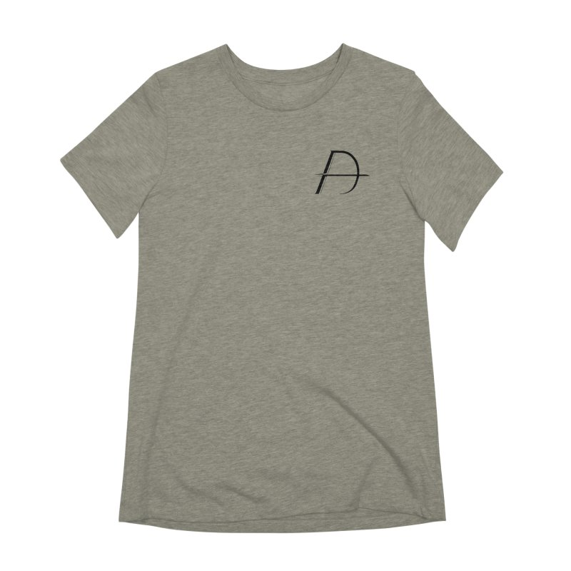 David Andrew Logo Women's Extra Soft T-Shirt by Sacred Space