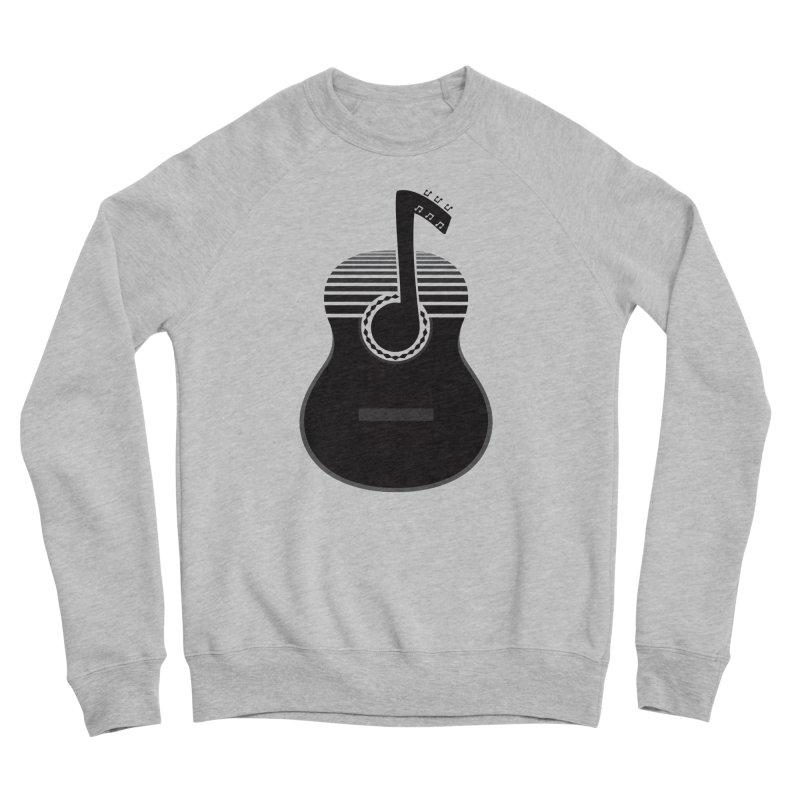 Classical Notes Women's Sponge Fleece Sweatshirt by DavidBS