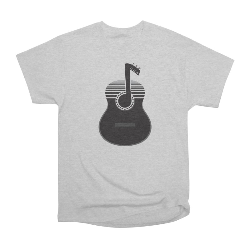 Classical Notes Men's Classic T-Shirt by DavidBS