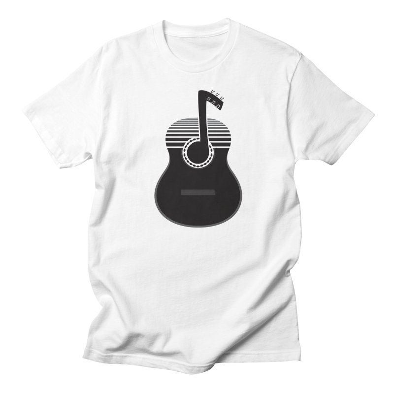Classical Notes Women's Regular Unisex T-Shirt by DavidBS