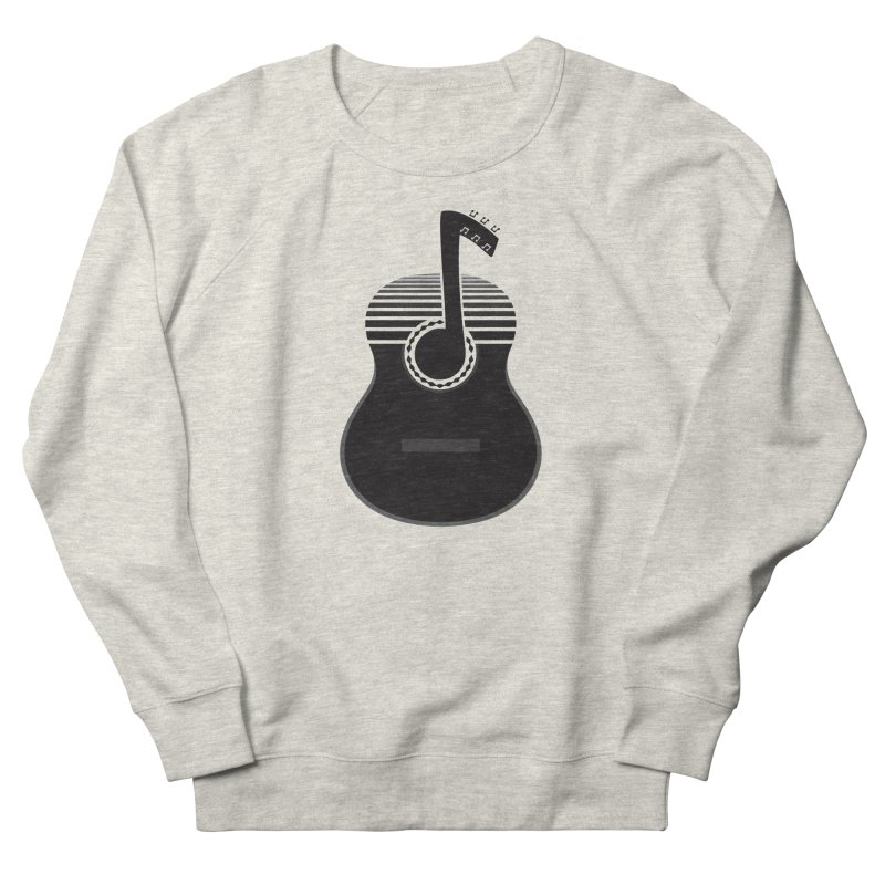 Classical Notes Men's French Terry Sweatshirt by DavidBS