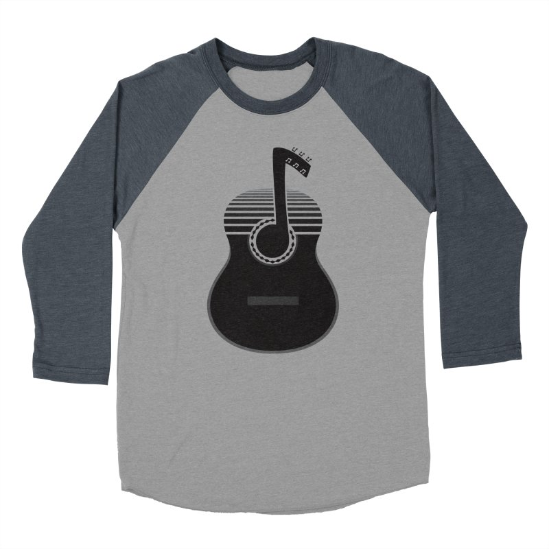 Classical Notes Women's Baseball Triblend Longsleeve T-Shirt by DavidBS
