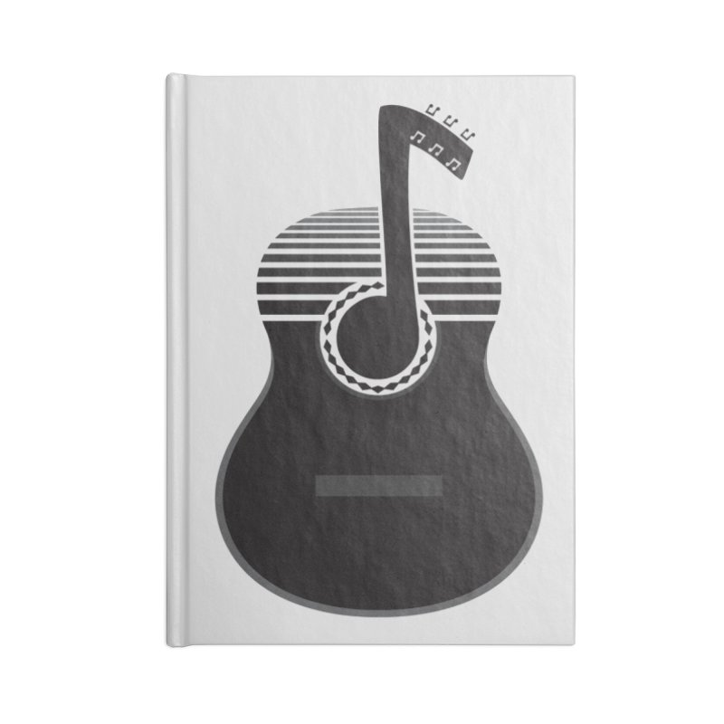Classical Notes Accessories Notebook by DavidBS