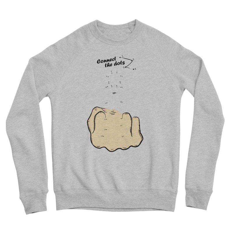 Connect the Dots Women's Sponge Fleece Sweatshirt by DavidBS