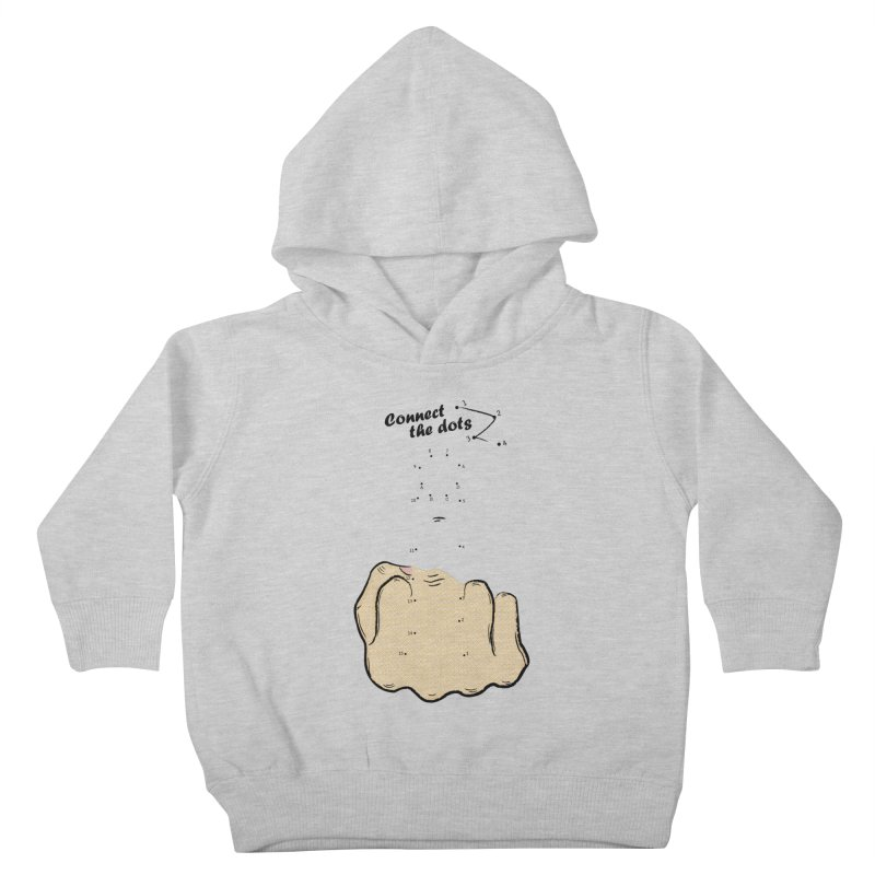 Connect the Dots Kids Toddler Pullover Hoody by DavidBS