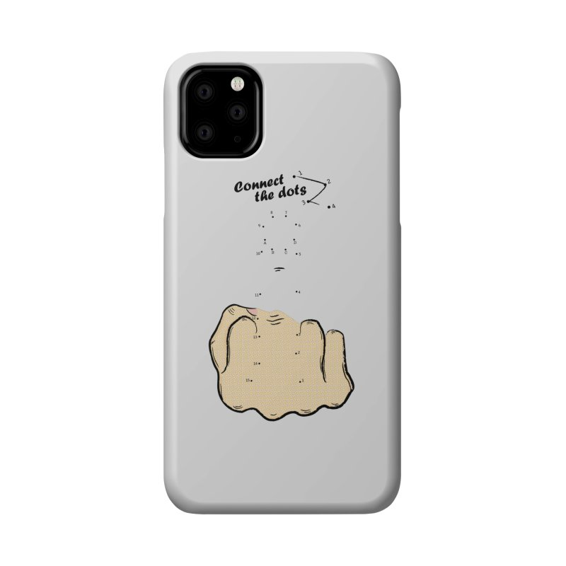 Connect the Dots Accessories Phone Case by DavidBS