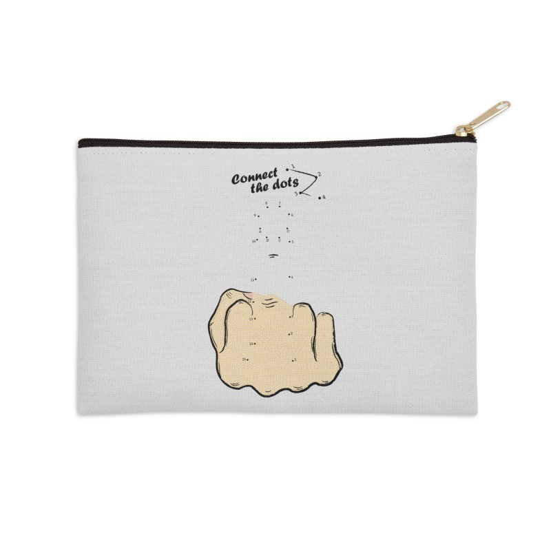 Connect the Dots Accessories Zip Pouch by DavidBS