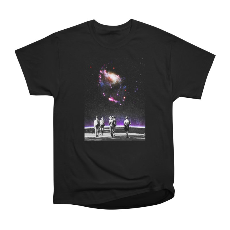 Explore the Unknown Men's T-Shirt by DavidBS