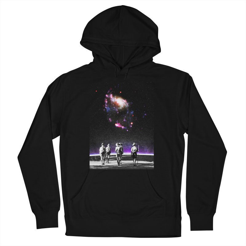 Explore the Unknown Women's Pullover Hoody by DavidBS