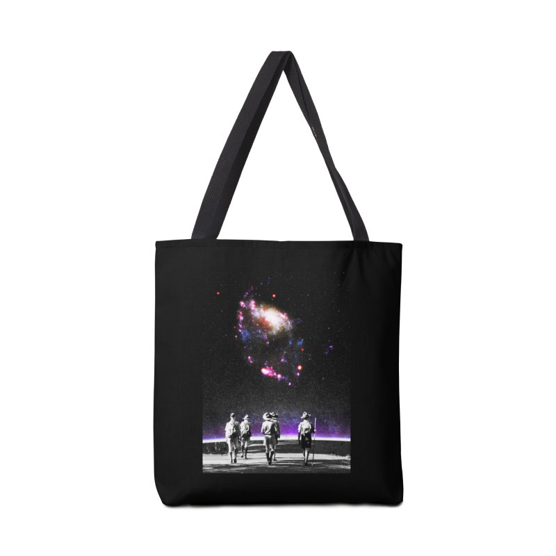 Explore the Unknown Accessories Tote Bag Bag by DavidBS