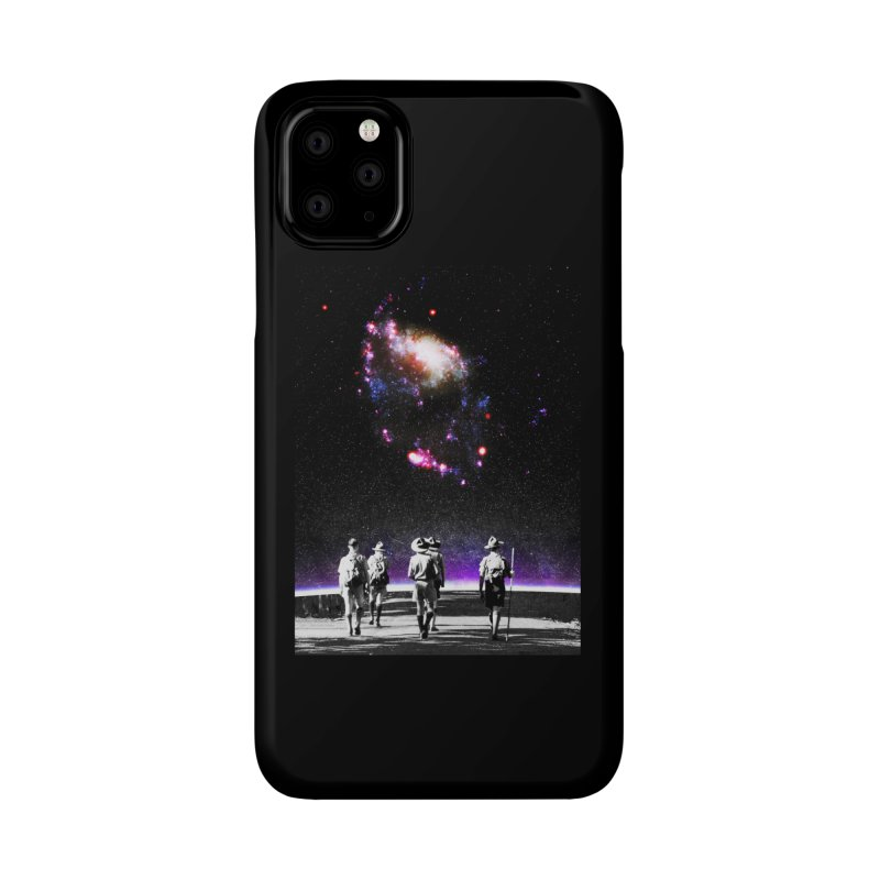 Explore the Unknown Accessories Phone Case by DavidBS