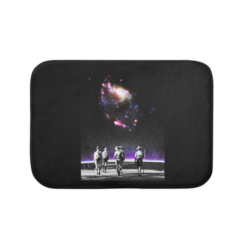 Explore the Unknown Home Bath Mat by DavidBS