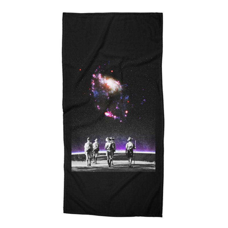 Explore the Unknown Accessories Beach Towel by DavidBS