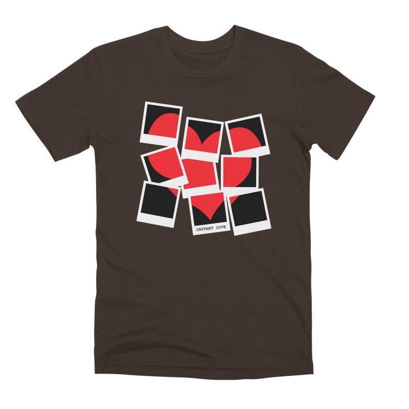 Instant Love Men's Premium T-Shirt by DavidBS
