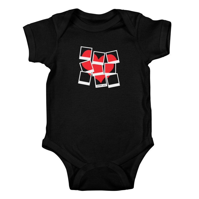 Instant Love Kids Baby Bodysuit by DavidBS