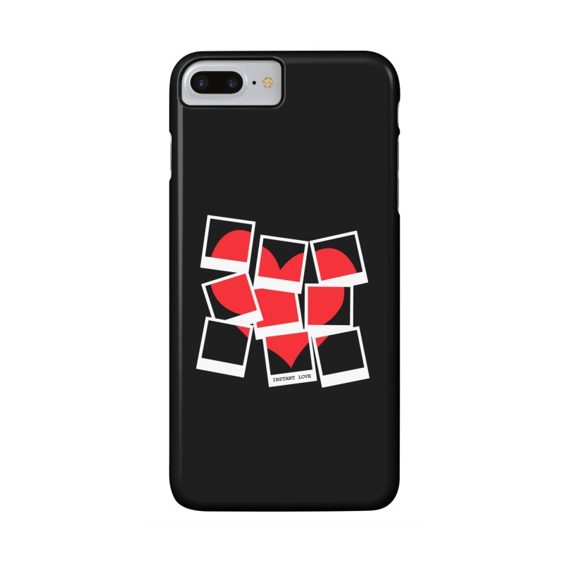 Instant Love Accessories Phone Case by DavidBS