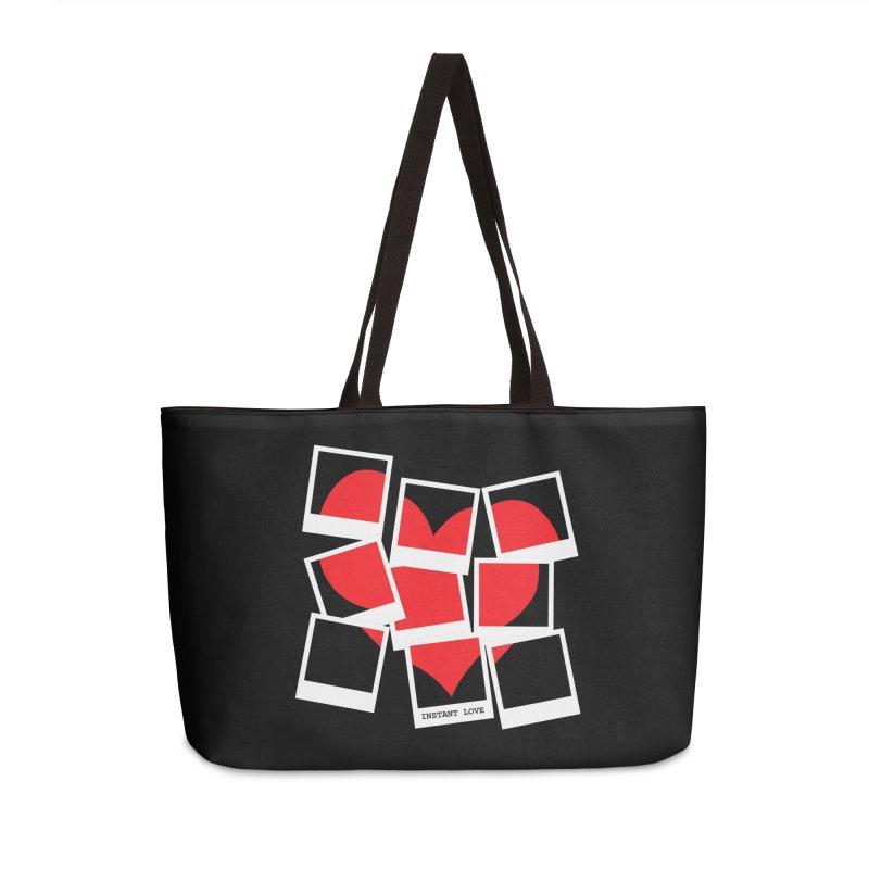 Instant Love Accessories Weekender Bag Bag by DavidBS