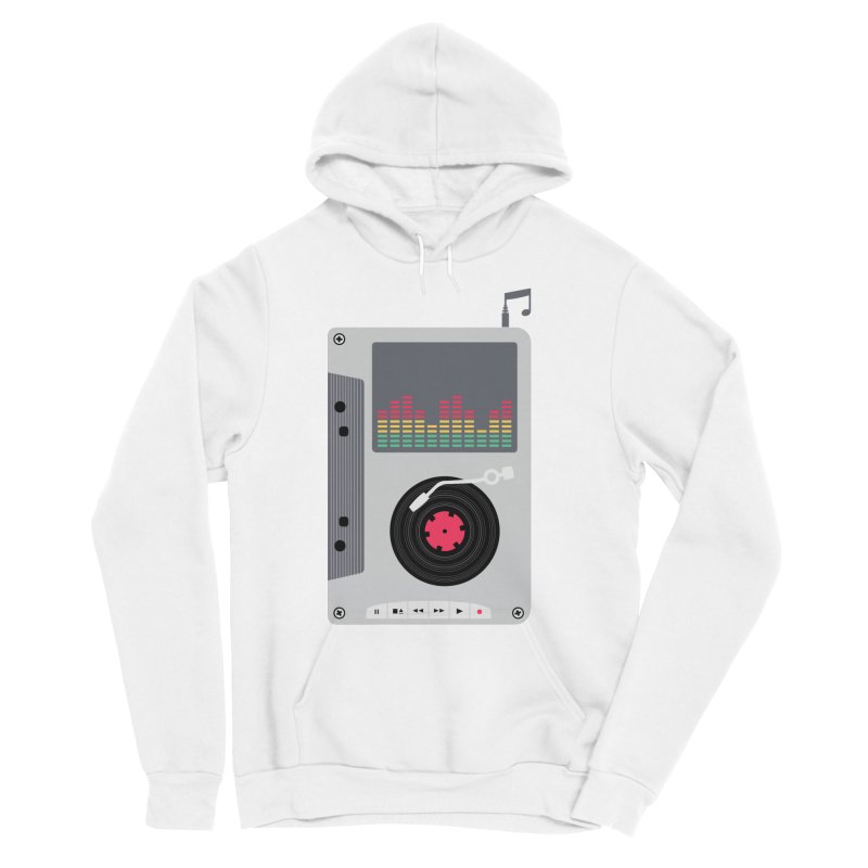 Music Mix Men's Pullover Hoody by DavidBS