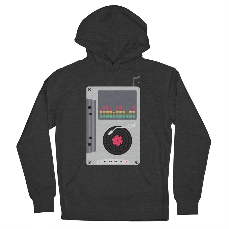 Music Mix Women's Pullover Hoody by DavidBS