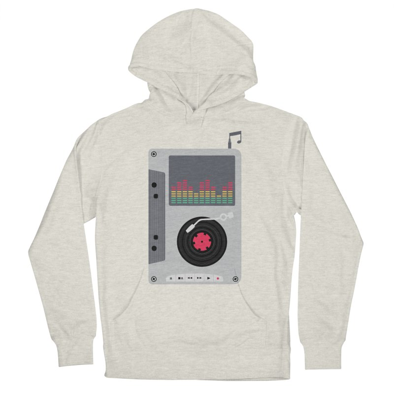 Music Mix Women's French Terry Pullover Hoody by DavidBS