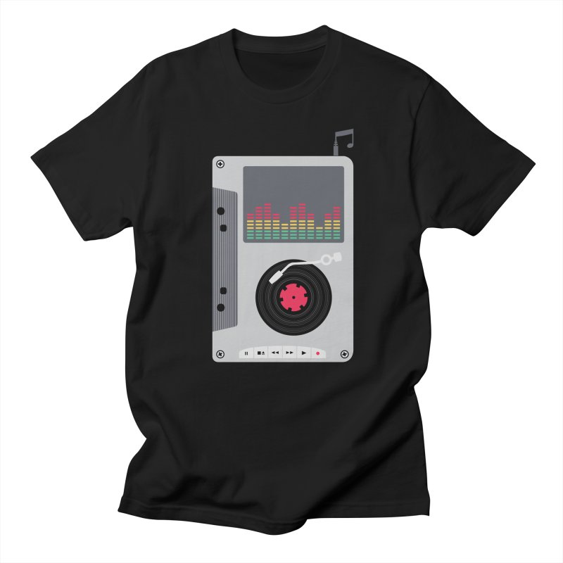 Music Mix Women's Unisex T-Shirt by DavidBS