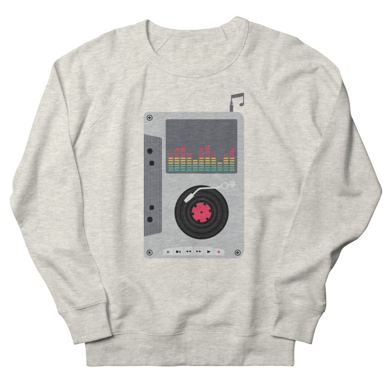 Music Mix Women's French Terry Sweatshirt by DavidBS