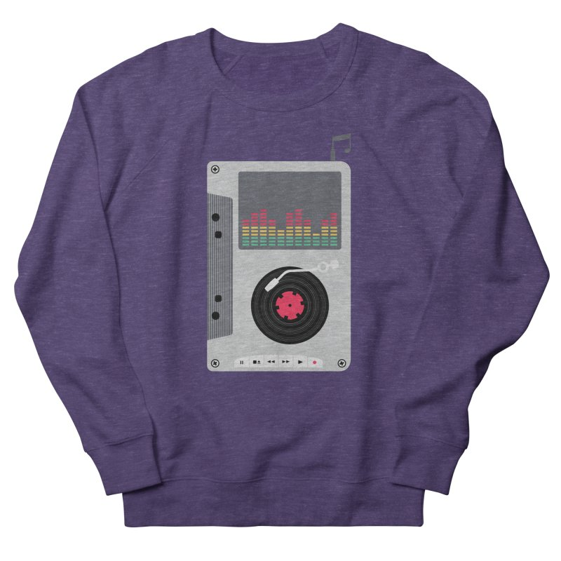 Music Mix Men's Sweatshirt by DavidBS