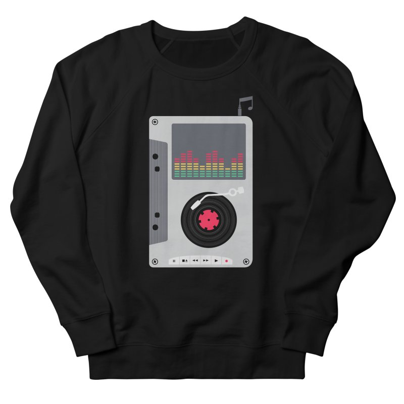 Music Mix Men's French Terry Sweatshirt by DavidBS
