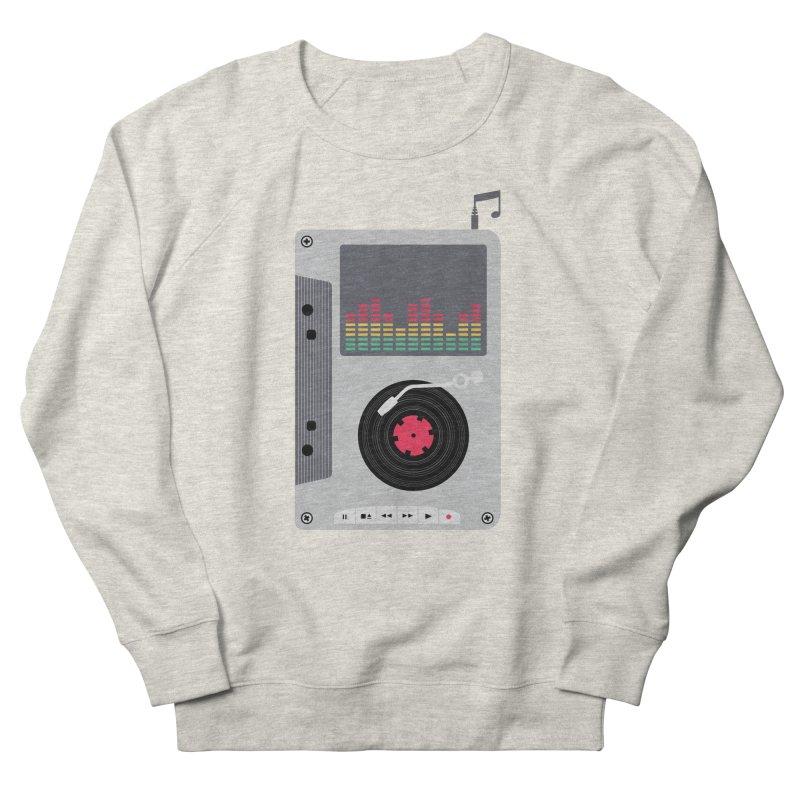 Music Mix Men's French Terry Sweatshirt by DavidBS