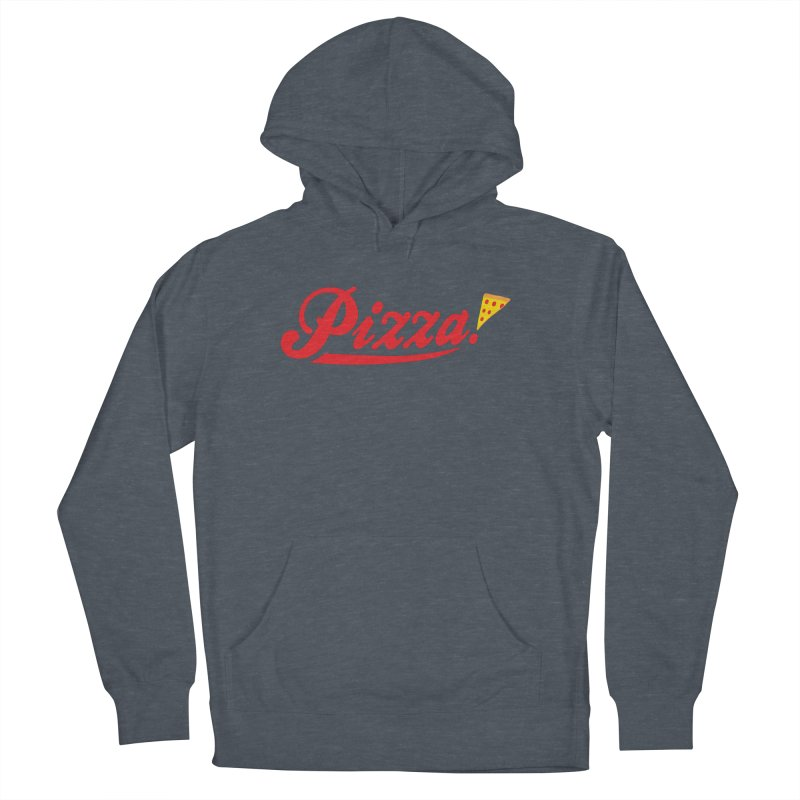 Pizza Women's Pullover Hoody by DavidBS